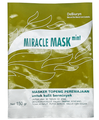 debiuryn miracle mask